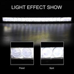 fahrzeug arbeitsscheinwerfer 12v Rabatt Lampe 18 Zoll 90W gebogenes Arbeitslicht-Licht des Auto-LED 18x 4D nicht für den Straßenverkehr fahren für Straßenfahrzeug