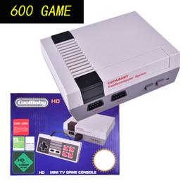 spielkonsolen hd Rabatt Mini-TV-Handheld-Spielkonsole kann 600 Spiele speichern Video New Retro Konsolen Kindheit Spiel HD HDMI Nes Spiel OTH667