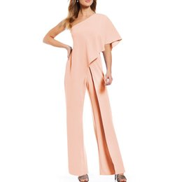 ladies evening jumpsuits NZ - Women Off Shoulder Bodycon Jumpsuit Ladies  Evening Off-the- e5a4758c3
