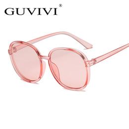 Moda gafas de sol redondas mujeres tendencia señoras personalidad gafas de  sol caramelo coloridas gafas de mujer de verano tonos calientes UV400 gafas  de ... 6f78e5ae7ddf