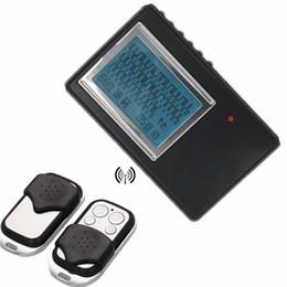 2019 laptop automotivo rolling code auto abridor de porta do scanner detector controle remoto decodificação deviceChina fabricante Fornecedor