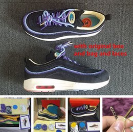 Wholesale Medium Canvas Bag - 2018 Sean Wotherspoon 97 VF SW Hybrid running shoes top quality with box and bag trainer sneaker shoes size 36-45 free shipping
