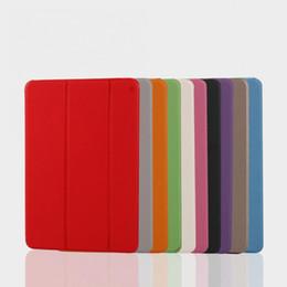 Pour Date ipad Mini 1 2 3 Siamois Étui de protection Support de support intelligent Tri-Fold Folio Dormir Réveillez-vous Flip Plat Couverture anti-chute Ultra-mince ? partir de fabricateur