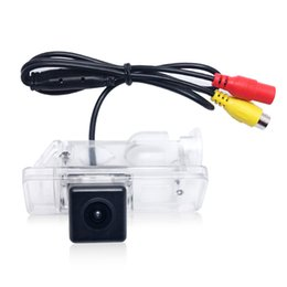 Wholesale Mercedes Benz Backup Camera - Rear camera waterproof 170 Degree Car backup reverse rearview camera for Mercedes-Benz Viano   Vito   V 2010-2017