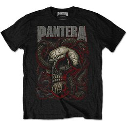 Canada Pantera Dimebag Darrell Douille pour les yeux Snake T-Shirt Herren cheap eye rocks Offre