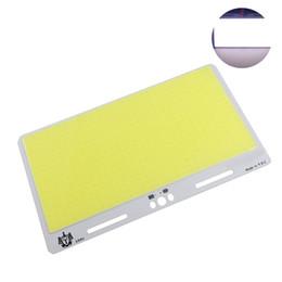 Tiras de luz epistar led on-line-200 w led cob lâmpada lâmpada de luz pura fonte de luz branca lâmpada chip de lâmpada diy para diy iluminação do carro ao ar livre levou inundação dc12v-14v