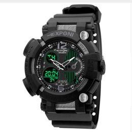f2fc41771da1 hombres relojes impermeables digitales Rebajas Sport Watch Men 2018 Reloj  Hombre LED Digital Relojes de pulsera