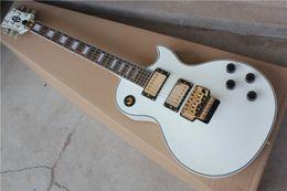matériel métallique Promotion Guitare électrique double swing guitare électrique LP