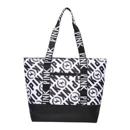 2019 atmosphäre großhandel Neueste Marke designer luxus handtaschen geldbörsen für Frauen Tote Rosa Nylon Designer handtaschen Damen Geldbörse