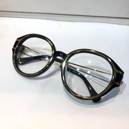 f6f95ad2109 Discount oval plastic eyeglass frames - 0093 Medusa Glasses Prescription  Eyewear Vintage Frame Men Designer Eyeglasses