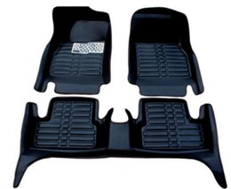 Wholesale Weather Floor Mats - Floor Mats FloorLiner For Ford Escape 2014 All-Weather Waterproof Fly5D