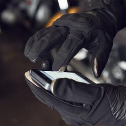 2019 guantes de carretera NUEVO 2017 Revit Boxxer H2O Invierno Impermeable Motocicleta WP Pantalla Táctil Guantes Moto Gants Moto GP Off Road Racing Guantes Hombres rebajas guantes de carretera