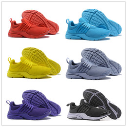 Wholesale Presto Running Woman - 2018 Airs Presto 5 Ultra BR QS Black White Yellow Purple Red Grey Running Shoes for Women Men Top Prestos Casual Sports Sneakers Size 36-46