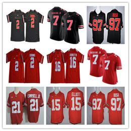 ezekiel elliott ohio state buckeyes jersey Promo Codes - 2018 Ohio State  Buckeyes 2 JK Dobbins d1cfcd3d6