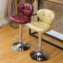 2019 stuhl Originalität Bar Sessellift Mode Minimalismus Drehen Hocker Haushalt Freizeit Juwel Stuhl Metall Chassis High Grade 125sg Ww günstig stuhl
