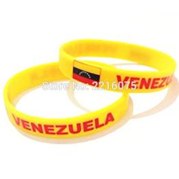 Argentina Pulseras de silicón al por mayor de pulsera de venezuela envío gratis Suministro