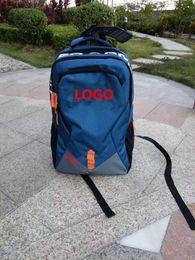 Wholesale backpack logos - Outdoor Sports Bags U Jia LOGO School Backpack Unisex Bags Large Capacity Sport Waterproof Training Travel Bags Multifunctional Student