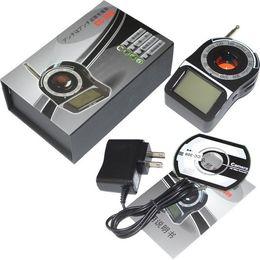 Wholesale Candid Cameras - GPS GSM Signal WIFI G4 RF Tracker Hidden Camera Bug Finder Anti Spy Detector Anti Candid Camera Detector