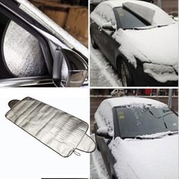 New Folding Anti Sun Sun Ombre Prévenir Givre Voiture Pare-Brise Protecteur Auto Visor Cover (Taille: 1) ? partir de fabricateur