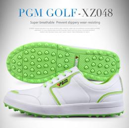7d69821a15 PGM golf shoes homens Golf super fibra sapatos marca PGM sapatos homens de golfe  promoção
