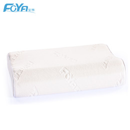 Wholesale Family Massages - AIYI FAMILY Memory foam pillow for sleep neck pillow wave contour massage cervical orthopedic neck therapeutic