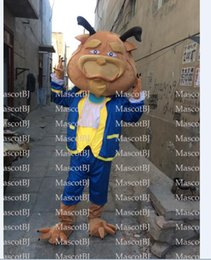 Wholesale Beast Man Costume - beast man cow beauty HOT Mascot Costume Complete 001 Outfit