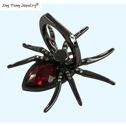 Fibbia ad anello con gemma di ragno da lunghi branelli in argento fornitori