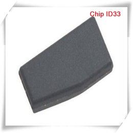Wholesale carbon chip - 2017 Wholsale Top Quality ID33 Carbon Transponder Chip 10pc lot Free shipping