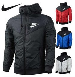 Mode Nouveaux Hommes Femmes Veste Printemps Automne Automne Vêtements de Sport Casual Vêtements Coupe-Vent À Capuche Zipper Up Manteaux ? partir de fabricateur