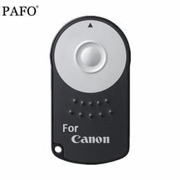 1PC Chaude RC-6 RC6 IR Télécommande Sans Fil Déclencheur Avec Batterie Pour Canon EOS DSLR 5D Mark II 500/550/600/650 ? partir de fabricateur