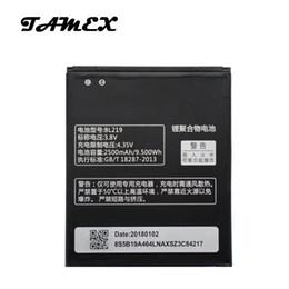 BL219 литий-ионная аккумуляторная батарея для Lenovo a880 система в s856 A889 A890E S810T a916 и nbsp; 2500 мАч мобильного телефона высокого качества Batteria от