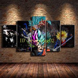 Дракон Мяч Супер -12,5 шт. Home Decor HD печатный современное искусство живопись на холсте (без рамы / в рамке) от Поставщики пейзаж