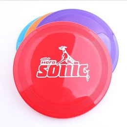 Wholesale Throwing Flying Toys - Outdoor Novelty Pet Dog Training Soft Frisbee Throwing Flying Disc Frisbee Exercise Fetch Toy Saucer Durable