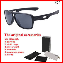 Wholesale Original Cycling Glasses - 17 NEW Holbrook sunglasses men women with Original Accessories new fashion men's Bicycle sunglass Sports cycling goggles driving sun glasses
