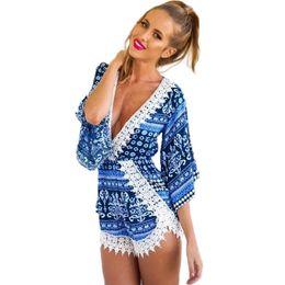 b909a739d19f1 Crochet Lace Romper Suppliers | Best Crochet Lace Romper ...