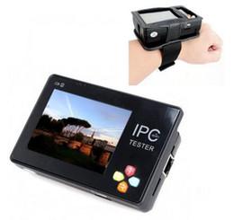 """Caméra ptz analogique en Ligne-3.5 """"testeur de caméra réseau IP analogique IP moniteur IPC-1600 CCTV poignet caméra IPC WIFI testeur PTZ contrôle"""
