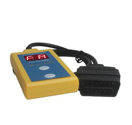 Wholesale launch scanning tools - B800 SRS Scanner And Resetter Tool for BMW Fit E36 E46 E34 E38 E39 Z3 Z4 X5 B800 Airbag Scan