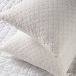 Wholesale Polyester Filled Pillows - 1pc special design Water Cube spiral velvet pillow polyester filling pillow care health Soft 1lgs pc Cervical neck