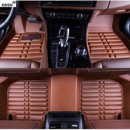 tiguan accessories 2018 - Custom car floor mats for vw passat b5 6 polo golf tiguan jetta touran touareg Auto accessories car styling