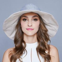 Canada Chapeaux de paille de soleil de filles pour les femmes Chapeau de plage d'ombre extérieur pliable d'été réglables supplier adjustable straw hats Offre