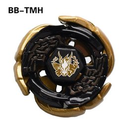 Wholesale Bb Spin - 50% Alloy Battle Toy Rotating Gyro Steel Warrior Special Edition Spinning Top BB-TMH Spinning Novelty Gag Toy