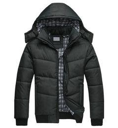 Winter Down Jacket Men Doudoune Homme Hiver Marque Mens Winter Jackets and Coats Warm