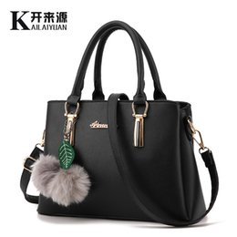 a0acc5e79bc 100% Genuine leather Women handbags 2018 new female bag fashionista  embossed shoulder bags of western style air bag Y1891907