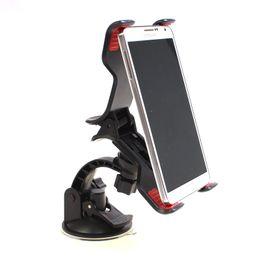 2019 acessórios carro porta copo GPS do carro Stand com Ventosa Windshield Big Clipper Telefone Inteligente Móvel Mount Holder Grande Presente para o Carro Acessórios Interiores acessórios carro porta copo barato