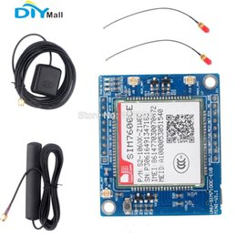 2019 modul gsm SIM7100C SIM7600CE Entwicklungskarte 4G Modul GSM / GPRS / EDGE900 / 1800 MHz LTE Band rabatt modul gsm