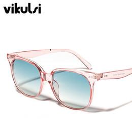 c8e3305e403 Luxury Woman Sunglasses Classic Cat Eye Sunglasses Men Female Brand Designer  Pink Green Eyewear Point Shades Oculos Gafas UV400