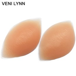 Wholesale Silicone Enhancer For Breast - VENI LYNN 180g pair Silicone Bra Pads Skin Push Up Breast Enhancer Nude Bra Accessories For Bras Swimsuits and Bikinis