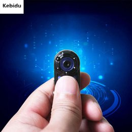 Kebidu QQ7S Cámara Mini 1080P Full HD 65 Degree Angle Car DVR Grabador de video de voz IR Visión nocturna Detección de movimiento desde fabricantes