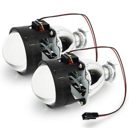 2019 xenon auto scheinwerfer projektor WST 2,5-Zoll-Auto Bixenon HID Projektorobjektiv Bi-Xenon-Objektiv H4 H7 H1 H11 9005 9006 Bi-Xenon Projektor Scheinwerfer Licht günstig xenon auto scheinwerfer projektor