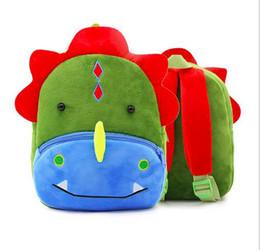 Deutschland Weihnachtsgeschenke Lovely Little Animal Soft Plüsch Rucksack Früherziehung Schultasche Bestes Geschenk senden an Kinder Versorgung